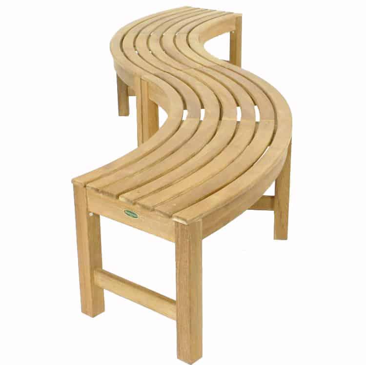Teak bench for spa Archives - Teak furniture